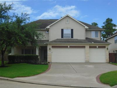 Cypress TX Single Family Home For Sale: $274,900