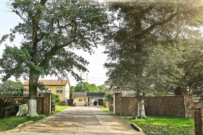 Houston Single Family Home For Sale: 1230 Green Oak Drive