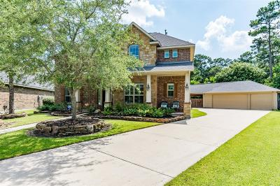 Humble Single Family Home For Sale: 17603 Red River Canyon Drive