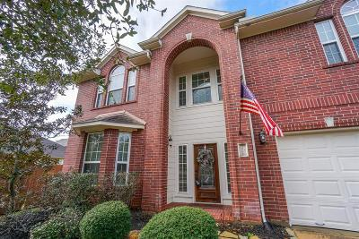 Missouri City Single Family Home For Sale: 3982 Inglewood Circle
