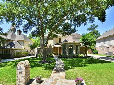 Single Family Home For Sale: 16115 Maplehurst Drive