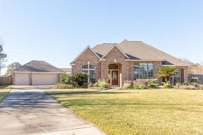 Cypress Single Family Home For Sale: 17643 Pine Brook Trail