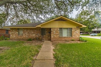 Sugar Land Single Family Home For Sale: 527 Guyer Street