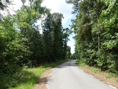 Montgomery Residential Lots & Land For Sale: Rebecca Road