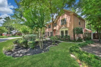The Woodlands Single Family Home For Sale: 14 Wild Colt Place
