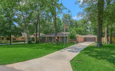 Spring Single Family Home For Sale: 19515 Barwick Drive