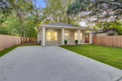 Harris County Single Family Home For Sale: 6717 Tommye Street