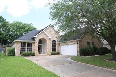 Katy Single Family Home For Sale: 4115 Cambry Park