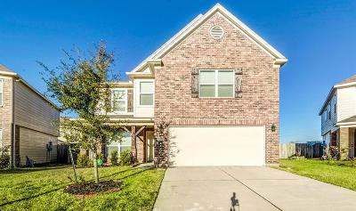 Katy Single Family Home For Sale: 5131 Lamppost Hill Court