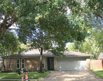 Cypress Single Family Home For Sale: 16330 Cypress Point Drive