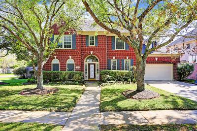 Houston TX Single Family Home For Sale: $405,000