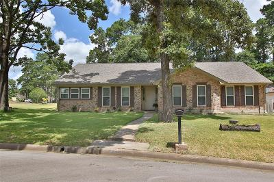 Conroe Single Family Home For Sale: 422 Oakhill Drive