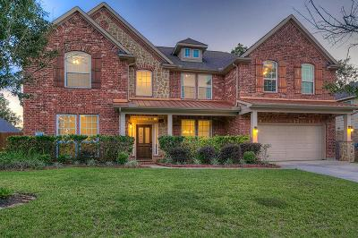 Conroe Single Family Home For Sale: 2502 Royal Highlands Lane