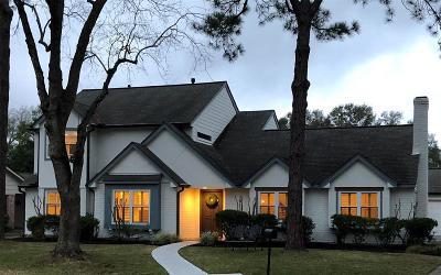 Houston Single Family Home For Sale: 2723 Kismet Lane