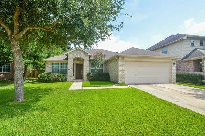 Katy Single Family Home For Sale: 21730 Ashford Grove