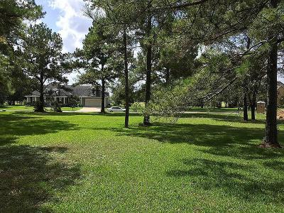 Willis Residential Lots & Land For Sale: 10856 Bourbon Street