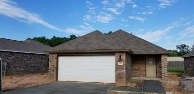Willis Single Family Home For Sale: 14978 Port Circle