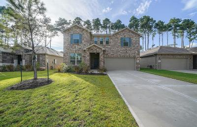 Conroe Single Family Home For Sale: 2060 Lost Timbers Drive