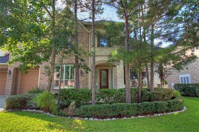 The Woodlands Single Family Home For Sale: 103 S Veilwood Circle