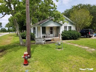 Dickinson Single Family Home For Sale: 2301 Avenue C