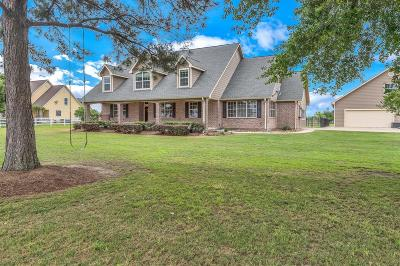 Katy Single Family Home For Sale: 4730 Pitts Road