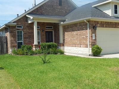 Humble Single Family Home For Sale: 9019 Aurora Park Lane