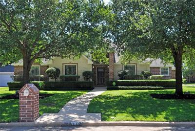 Houston Single Family Home For Sale: 9102 S Pass Lane