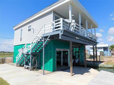 Palacios Single Family Home For Sale: 209 E Bayshore Drive