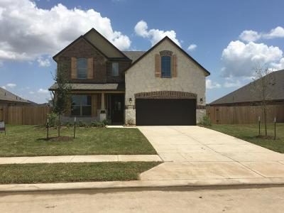 Rosenberg Single Family Home For Sale: 8835 Japonica Drive