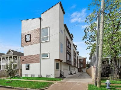 Houston Single Family Home For Sale: 1539 W 23rd Street #C