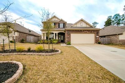 Conroe Single Family Home For Sale: 2415 Branshill Drive