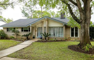 Meyerland Single Family Home For Sale: 5719 Grape Street Street