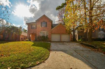 Humble Single Family Home For Sale: 20815 Greenfield Trail