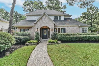 Cypress Single Family Home For Sale: 13711 Meadow Sweet Drive