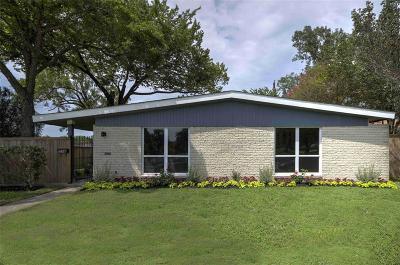 Single Family Home For Sale: 5234 Saxon Drive