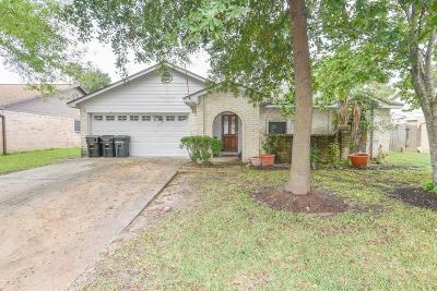 Spring Single Family Home For Sale: 4018 Broken Elm Drive