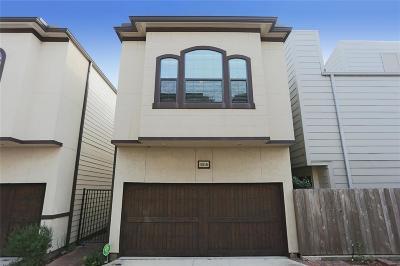 Houston Single Family Home For Sale: 5516 Nolda Street