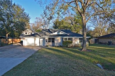 Houston Single Family Home For Sale: 3806 Morningview Drive
