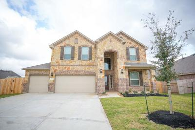 League City Single Family Home For Sale: 400 Wood Forest