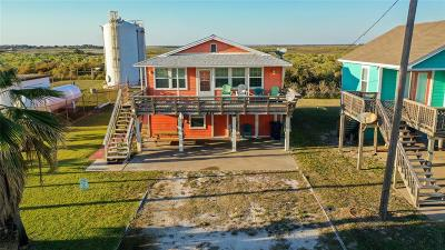 Matagorda Single Family Home For Sale: 471 Beachfront Drive