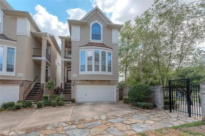 Houston Single Family Home For Sale: 2102 Stacy Knoll