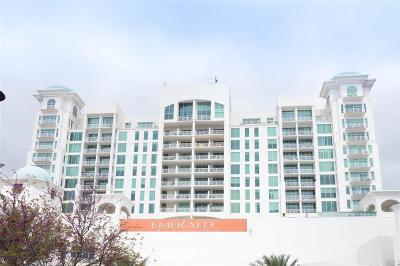 Galveston Mid/High-Rise For Sale: 500 Seawall #702