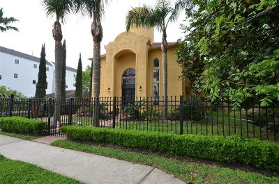 Houston Single Family Home For Sale: 1241 W 23rd Street