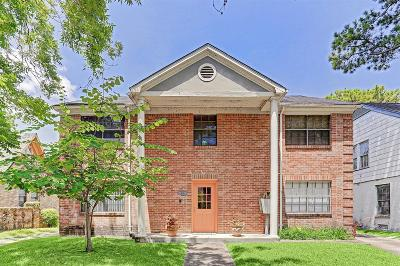 Houston Multi Family Home For Sale: 3019 Prospect Street