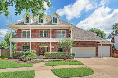 Sugar Land Single Family Home For Sale: 7627 Tiburon Trail