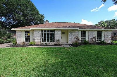 Houston Single Family Home For Sale: 1102 Buoy Road