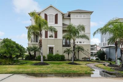 Hitchcock Single Family Home For Sale: 4 Isla Morada