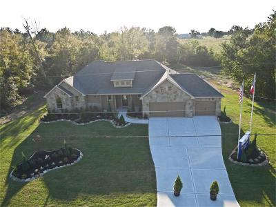 Willis Single Family Home For Sale: 13886 Oak Manor Drive