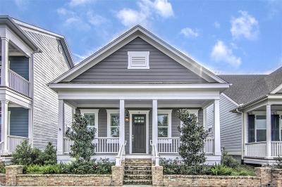 Galveston Single Family Home For Sale: 3 Curiosity Lane