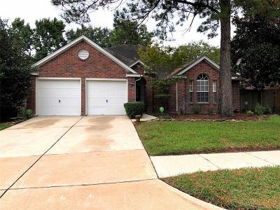 Humble Single Family Home For Sale: 7226 Oak Walk Drive